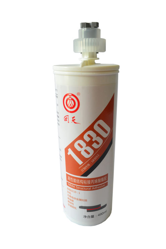 1830 High performance structural acrylic glues and adhesives for composite material